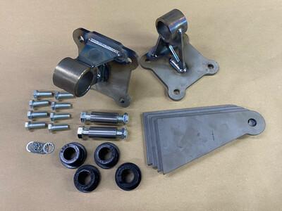 MOTOR MOUNT KIT; BUICK V8; 4-HOLE