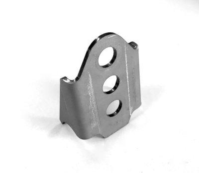 Sway bar mount for axle bracket