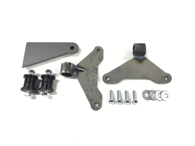 Engine Mount Kit, small block Ford, urethane bushed