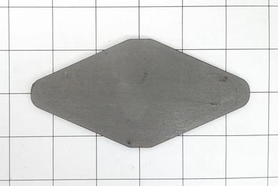 Fishplate; 2-1/2