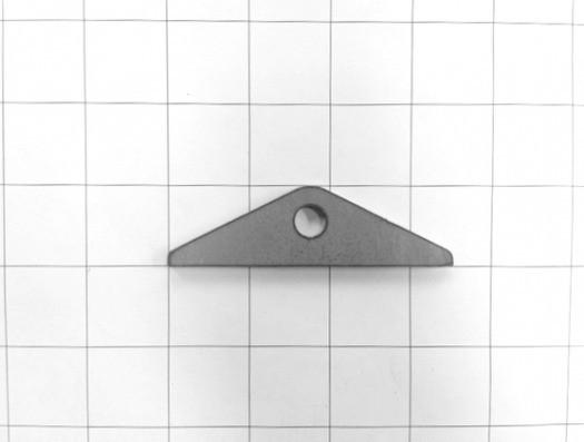 Clamp Plate Crossmember Tab