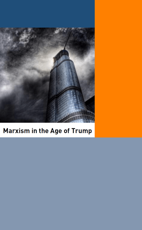 Marxism in the Age of Trump & Platypus Review Reader Bundle