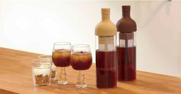 HARIO 酒瓶冷泡咖啡壺
