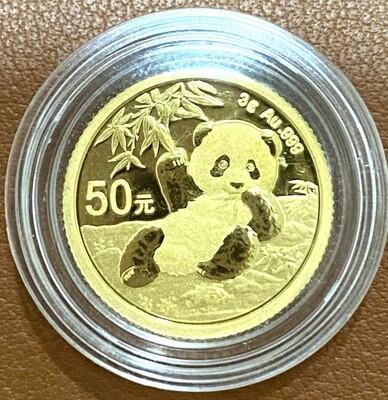 3G Gold Panda 2020