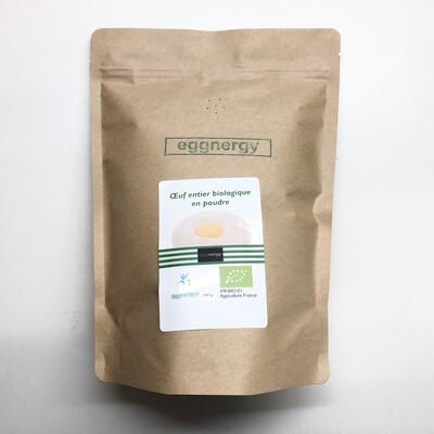 Oeuf entier bio en poudre: 1200 g (France)