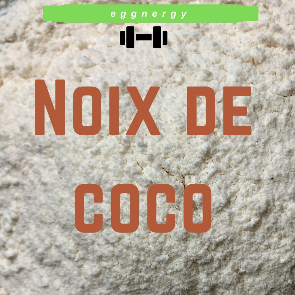 Farine de noix de coco bio: 1 kg (13,5% de protéines)
