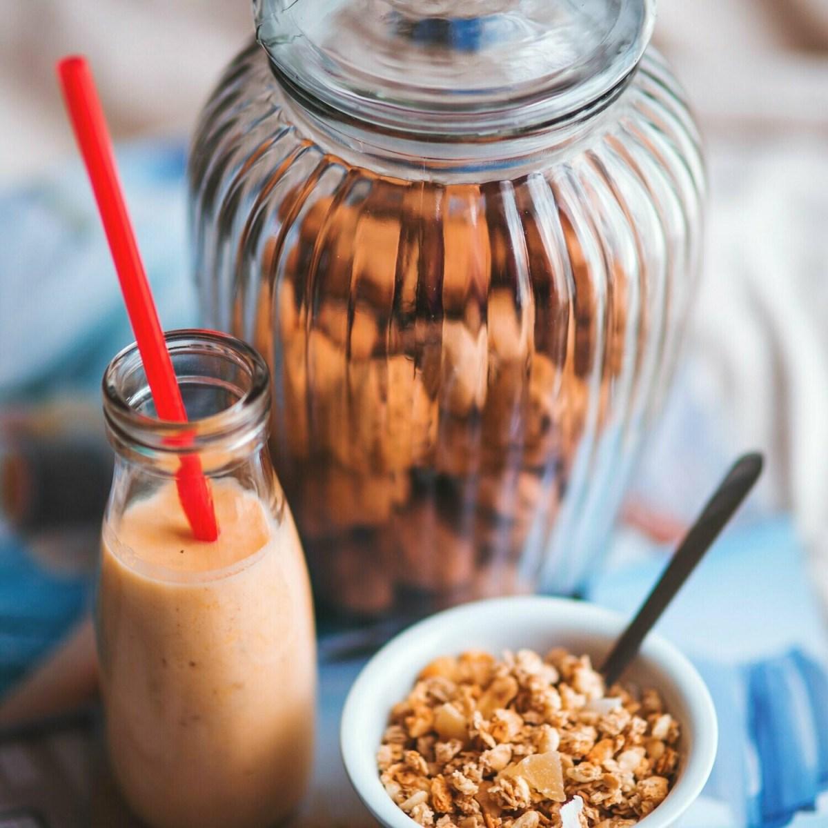 Muesli au quinoa, sarrasin et chocolat - 1 kg