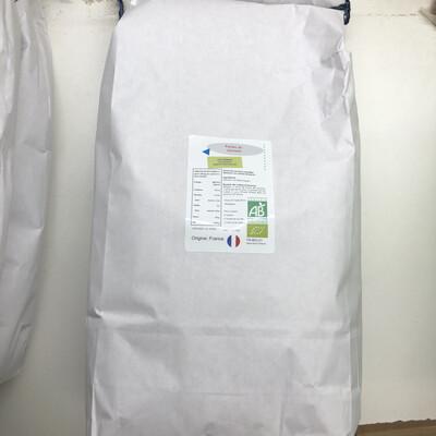Farine de sarrasin bio en 5 kg Origine Bretagne