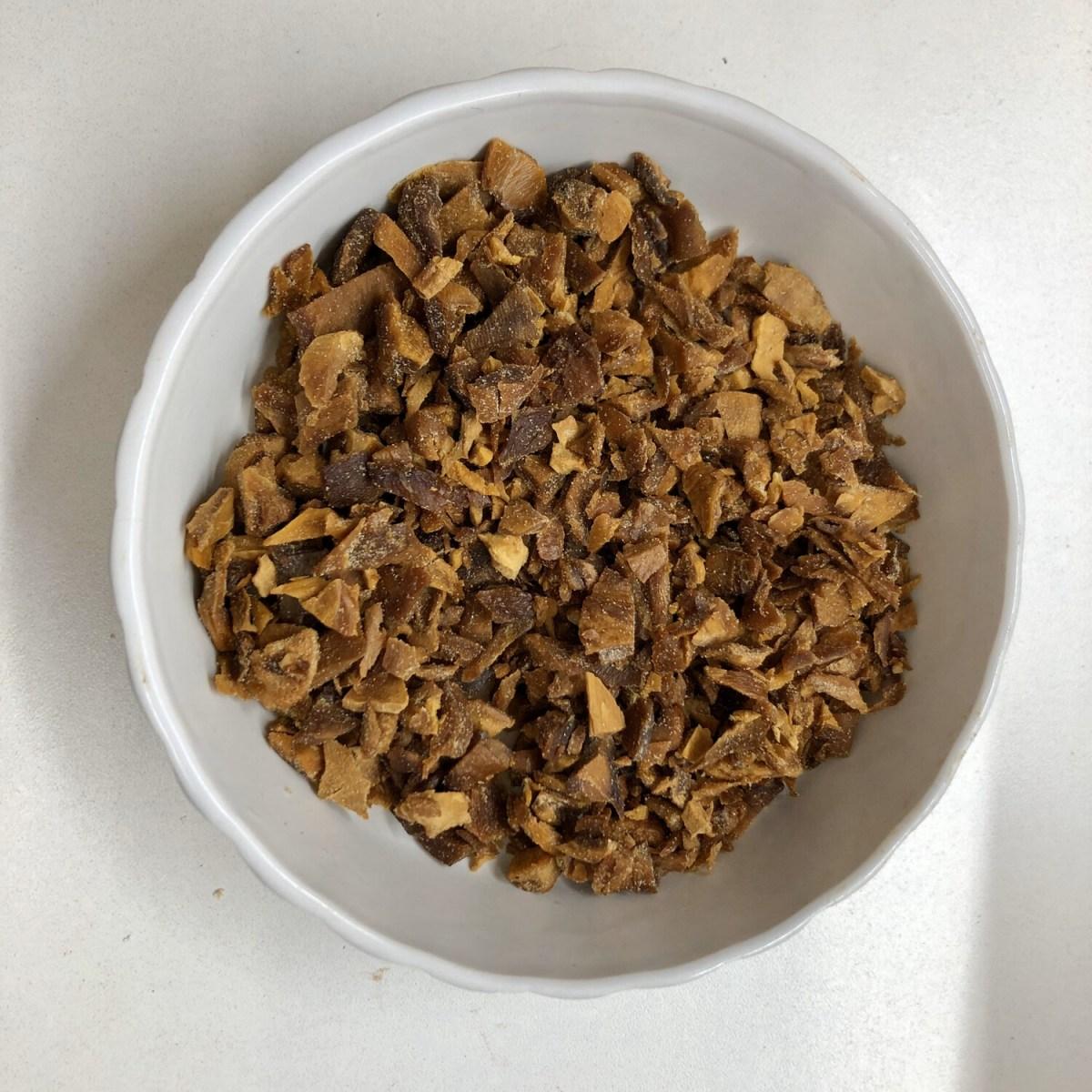 Mangues séchées en 250 g