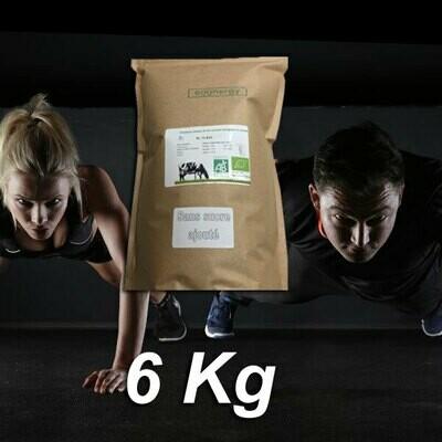 Protéine Lait Native Bio Sans Lactose (soit 25,50€/Kg)