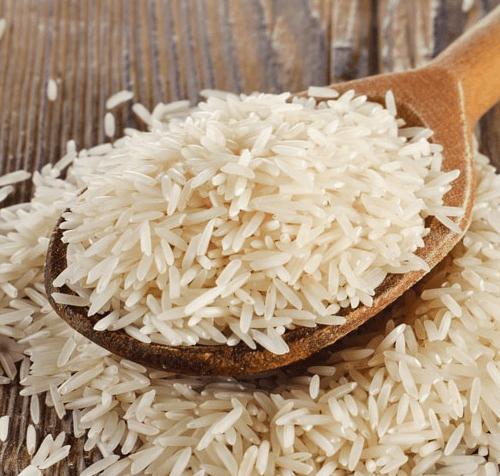 Riz basmati blanc (origine: Pakistan ou Inde) sachet de 1 kg