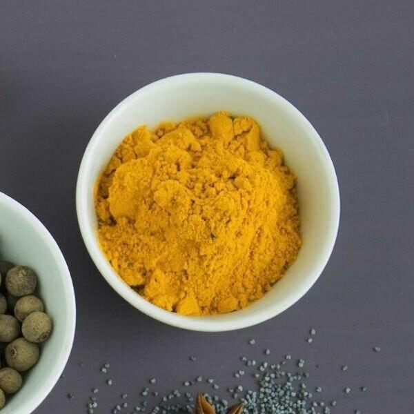 Curcuma + Poivre en poudre en sachet de 250 g