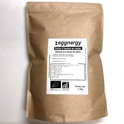 Farine d'avoine au cacao: 1 Kg