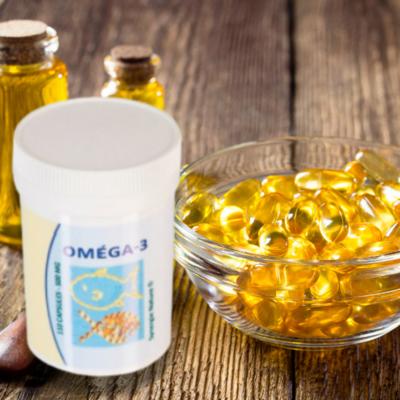 Oméga-3 (110 gélules)