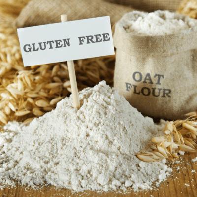 Farine d'avoine bio - 2 kg (11% de protéines)