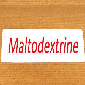 Maltodextrine de manioc bio 5 kg (5 sachets)