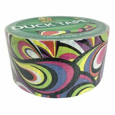 Duck Tape, Marble Peacock Duct Tape
