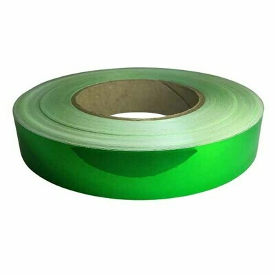 Mirror Tape, Fluorescent Green