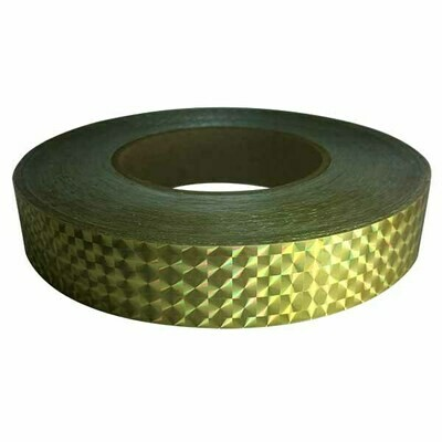 Prismatic Tape, Gold