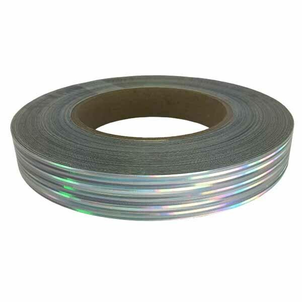 Silver Stripes Tape
