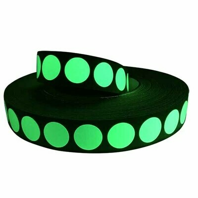 High-energy Glow Tape Dots