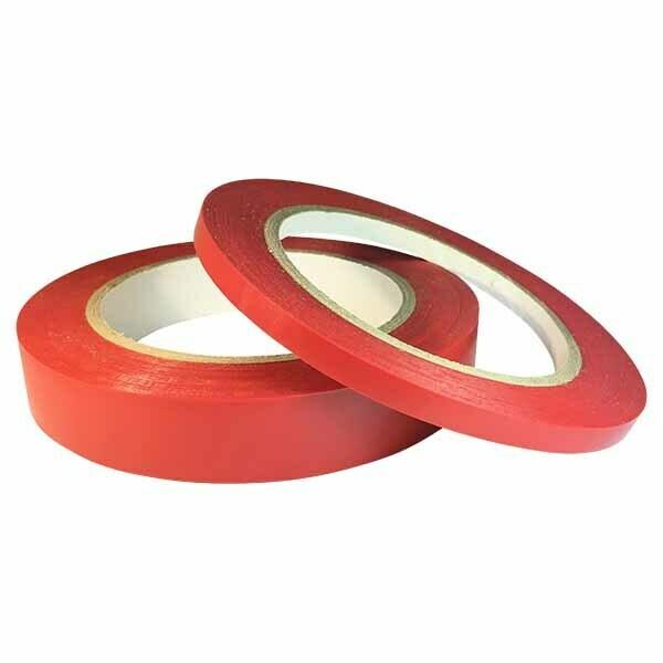 Premium Red Vinyl Tape