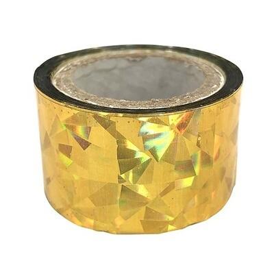 Budget Metallic Gold Ice Shard