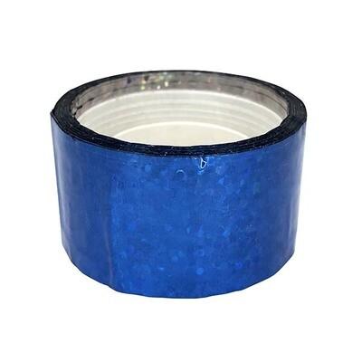 Budget Metallic Blue Sequin