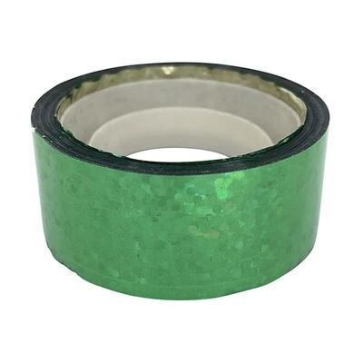 Budget Metallic Green Sequin