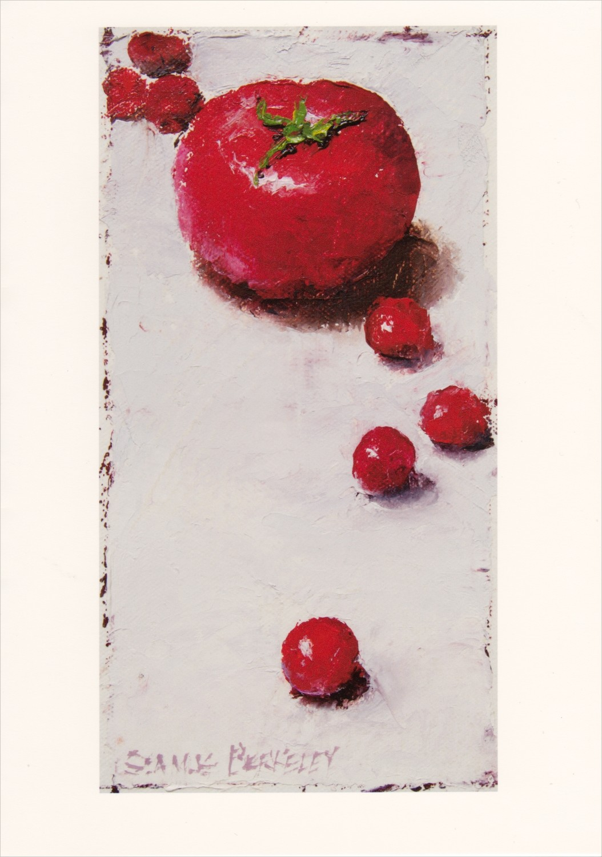 'Multiplying Tomatoes' Notecard