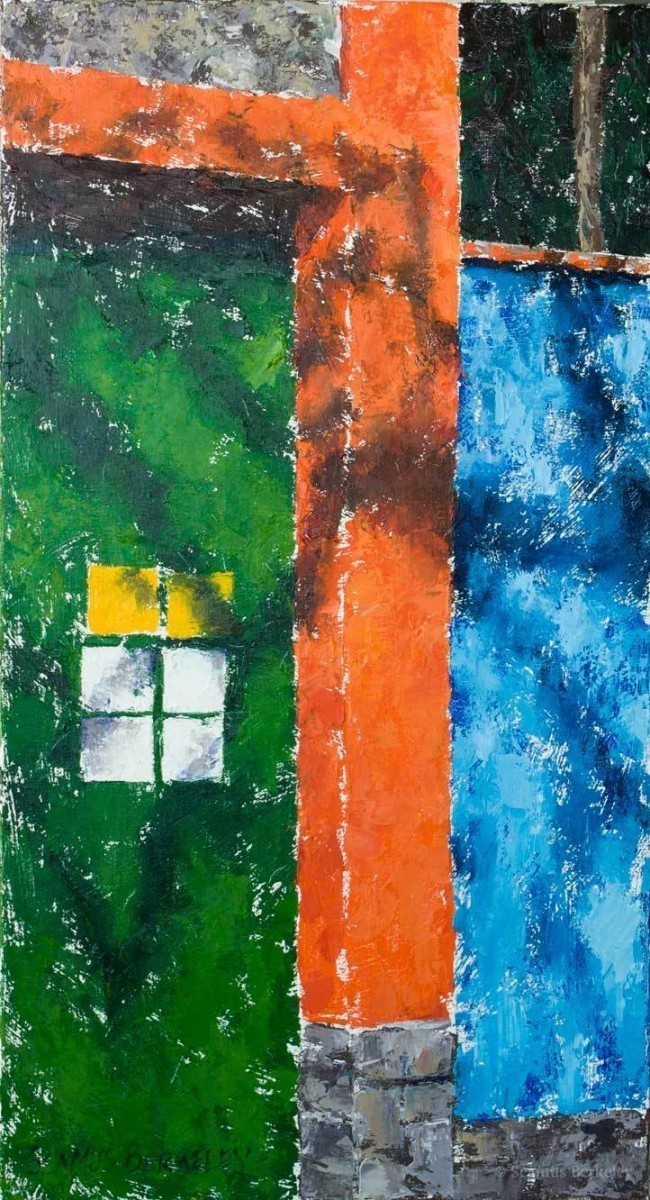 'Frida's Front' Painting