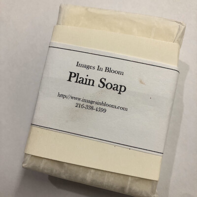 Plain Soap. **🇺🇸New***