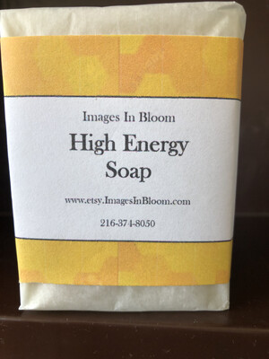 High Energy Soap