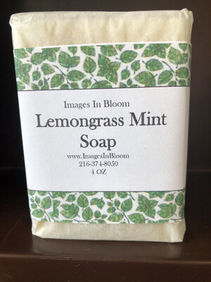 Lemongrass Mint Soap