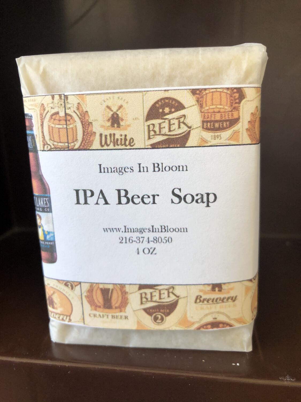 IPA Beer Soap