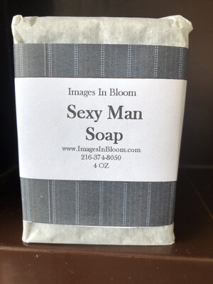 Sexy Man Soap