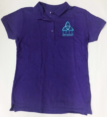 CPYC Polo shirt (Purple)