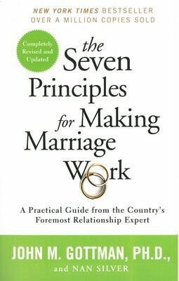 Seven Principles for Making Marriage Work, The