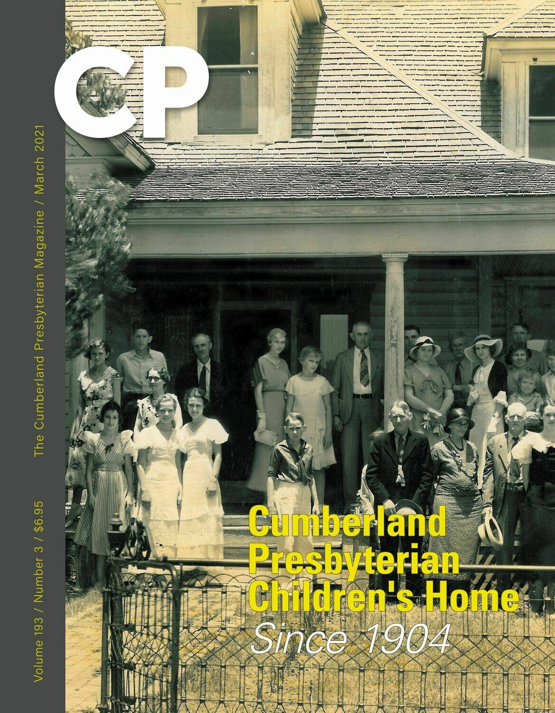 March 2021 Cumberland Presbyterian Magazine