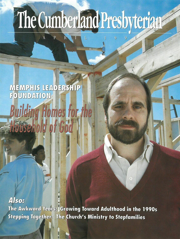 April 1990 Cumberland Presbyterian Magazine