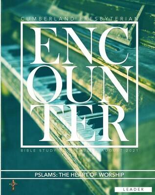 Encounter DOWNLOAD Leader Guide Summer 2021 (current quarter)