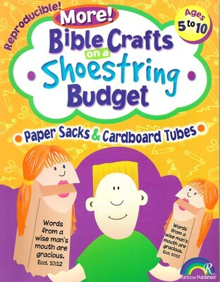 More Bible Crafts on a Shoestring Budget