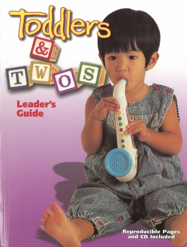 Toddlers & Twos (Leaders Guide w/ CD)