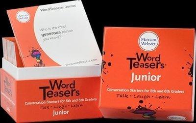 WordTeasers: Junior Edition