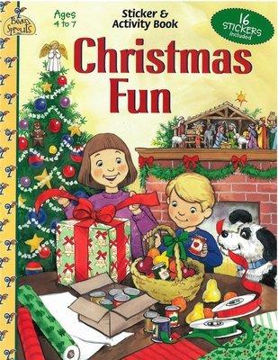 Christmas Fun (Sticker & Activity Book)