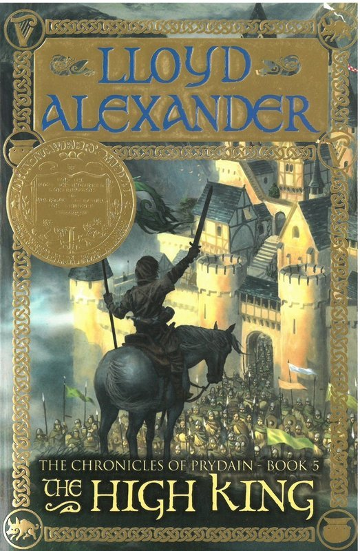 High King, The (The Chronicles of Prydain - Book 5)