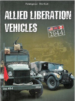 Allied Liberation Vehicles: United States, Great Britain, Canada