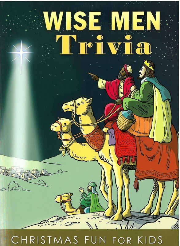 Wise Men Trivia: Christmas Fun for Kids