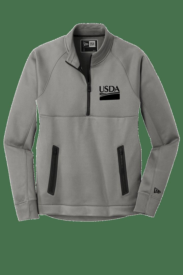Unisex New Era ® Venue Fleece 1/4-Zip Pullover  Custom Embroidery Available