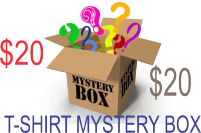 Mystery Box of T-Shirts